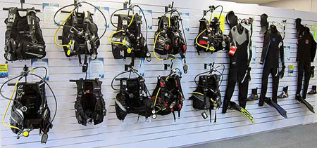 Kiwi Scuba Divers – Dive Shop