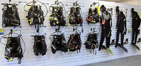Kiwi Scuba Divers – Dive Shop