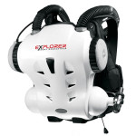 New Hollis Explorer Rebreather