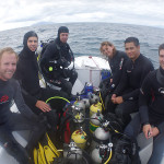Diving Leigh Reef