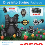 Aqualung Spring Package Deal