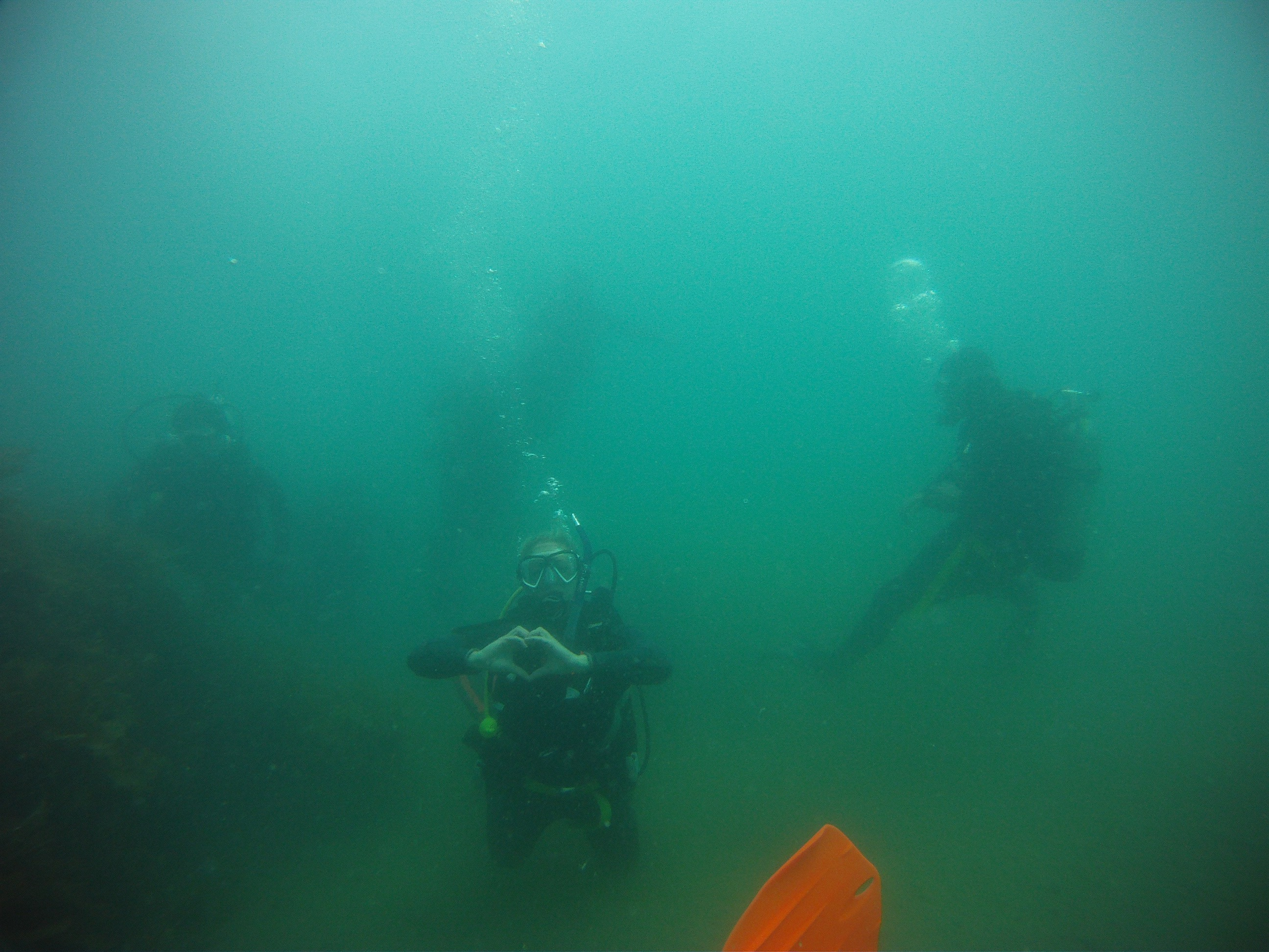 Jones Bay Open Water