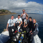Diving at Takatu Point and Goat Island