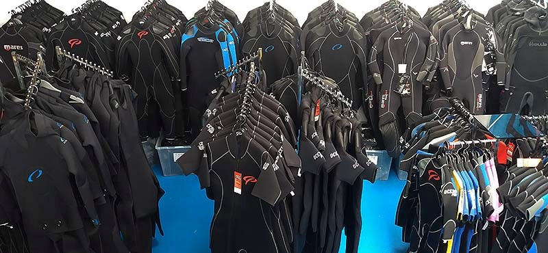 Wetsuit Clearance Sale